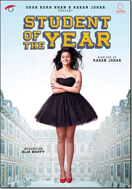 Karan Johar's 'Student Of The Year'